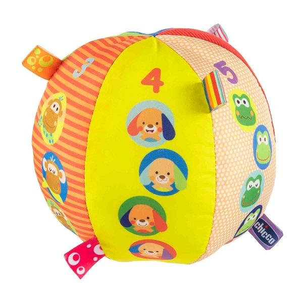 CHICCO TOYS 10058AR Игрушка Музыкальный мячик