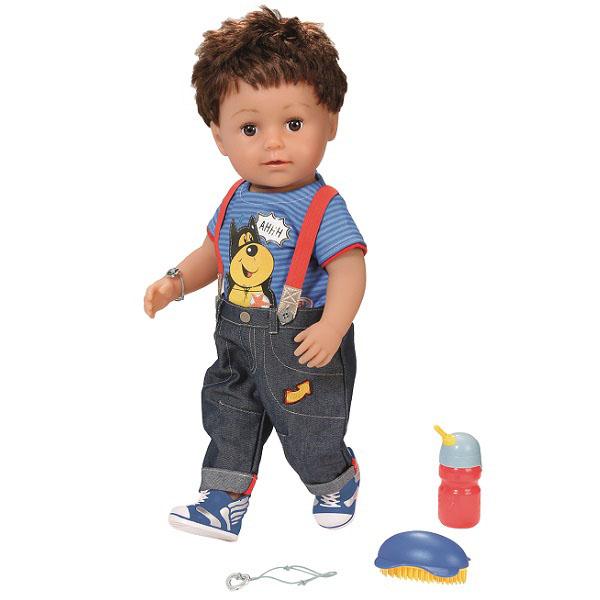 Zapf Creation Baby born 825-365 Бэби Борн Кукла Братик, 43 см