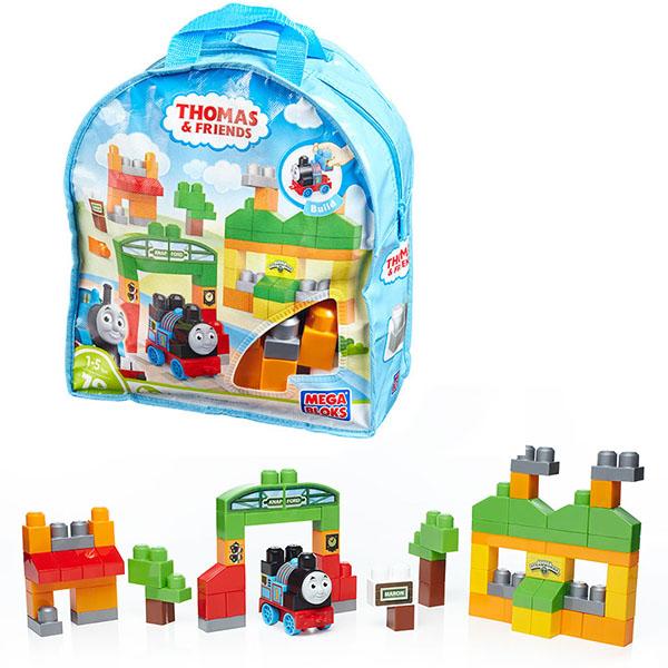 Mattel Mega Bloks DXH56 Мега Блокс Томас и друзья: приключения на острове Содор