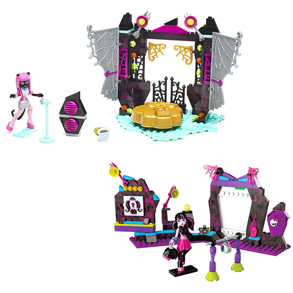 Mattel Monster High DPK37 Монстрические игровые наборы игровые наборы mattel форсаж игровой набор