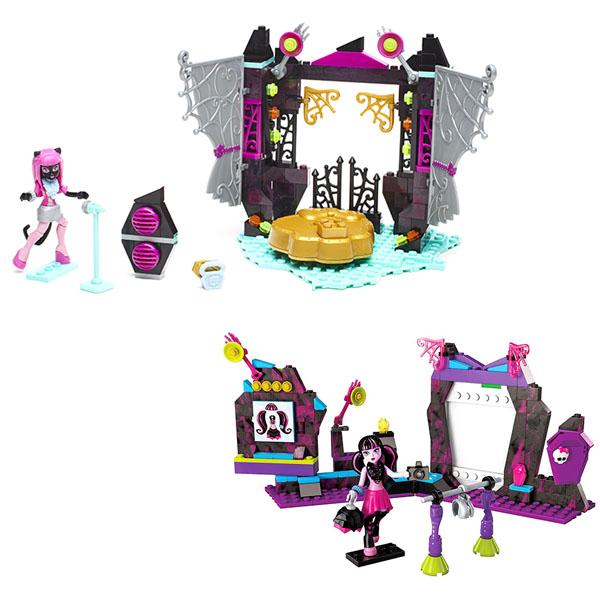 Mattel Monster High DPK37 Монстрические игровые наборы mattel mattel кукла ever after high мишель мермейд