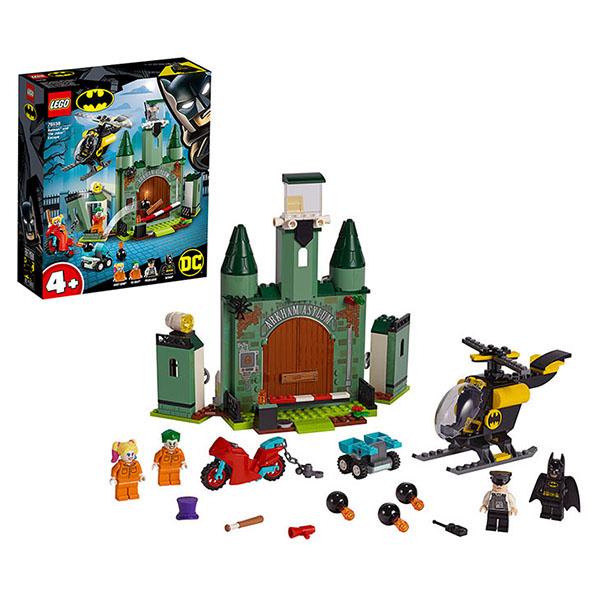 LEGO Super Heroes 76138 Конструктор ЛЕГО Супер Герои Бэтмен и побег Джокера lego super heroes 76119 конструктор лего супер герои бэтмобиль погоня за джокером