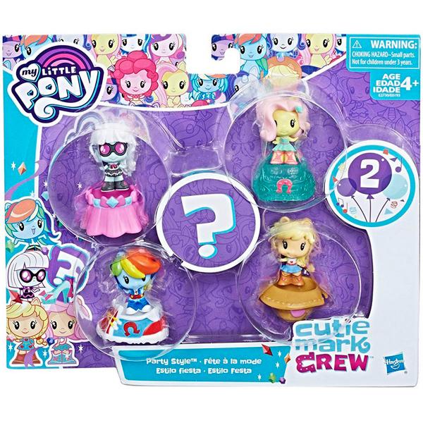 Hasbro My Little Pony E0193 Май Литл Пони Игровой набор Пони-Милашка