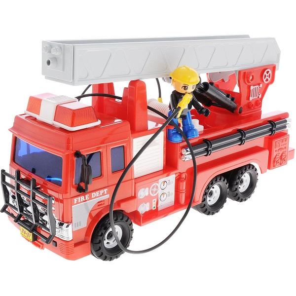 Daesung 926 Дайсунг Машина пожарная игрушка daesung toys пожарная машина 926