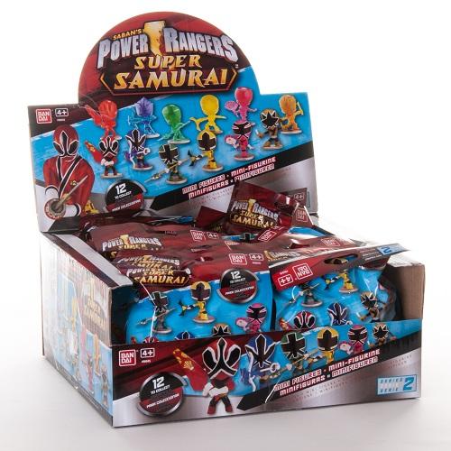 Power Rangers Samurai 96047 Пауэр Рейнджерс Могучие рейнджеры Фигурка 5 см (в ассортименте)