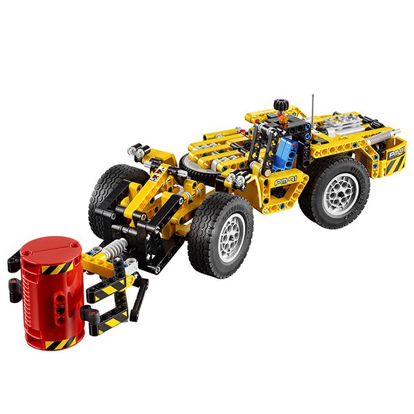 Лего Техник 42049 Конструктор Карьерный погрузчик