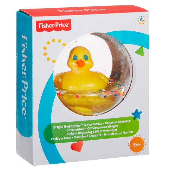 Mattel Fisher-Price DVH21 Фишер Прайс Уточки с плавающими шариками (в ассортименте)
