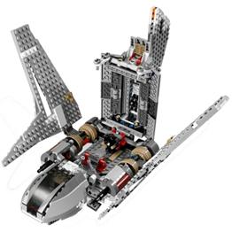 Lego Star Wars 8096 Конструктор Лего Звездные войны Шаттл Императора Палпатина