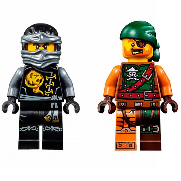 Lego Ninjago 70599 Конструктор Лего Ниндзяго Дракон Коула