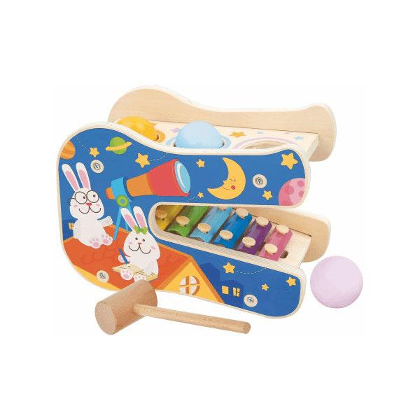 Lucy&Leo LL250 Игровой набор Звёздные мелодии деревянные игрушки lucy