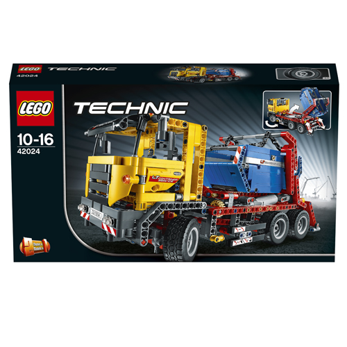 Lego Technic 42024 Конструктор Контейнеровоз