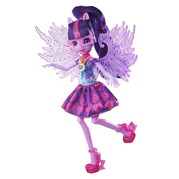 "Hasbro My Little Pony B6479 Equestria Girls Кукла ""Легенда Вечнозеленого леса"" (в ассортименте)"