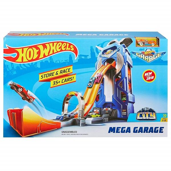 Mattel Hot Wheels FTB68 Хот Вилс Сити МегаГараж