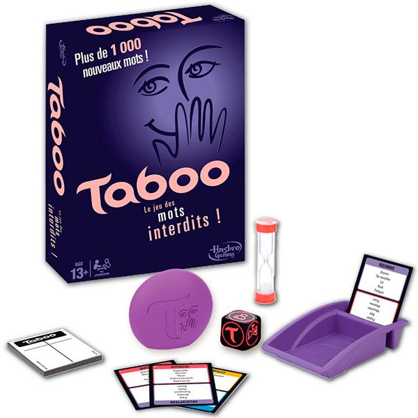 Hasbro Other Games A4626 Настольная игра Табу игрушка hasbro games игра для взрослых полночное табу