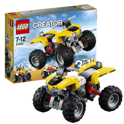 LEGO Creator 31022_1 Конструктор Лего Криэйтор Квадроцикл