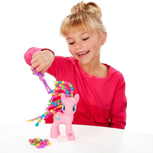 Hasbro My Little Pony B3603 Май Литл Пони Пони с разными прическами (в ассортименте)
