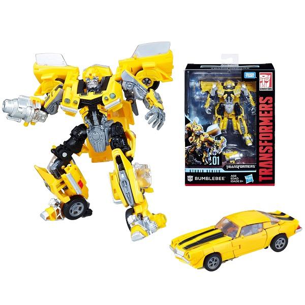 Hasbro Transformers E0701/E0739 Трансформеры Бамблби 20 см hasbro hasbro трансформеры dino sparkers бамблби и стрейф