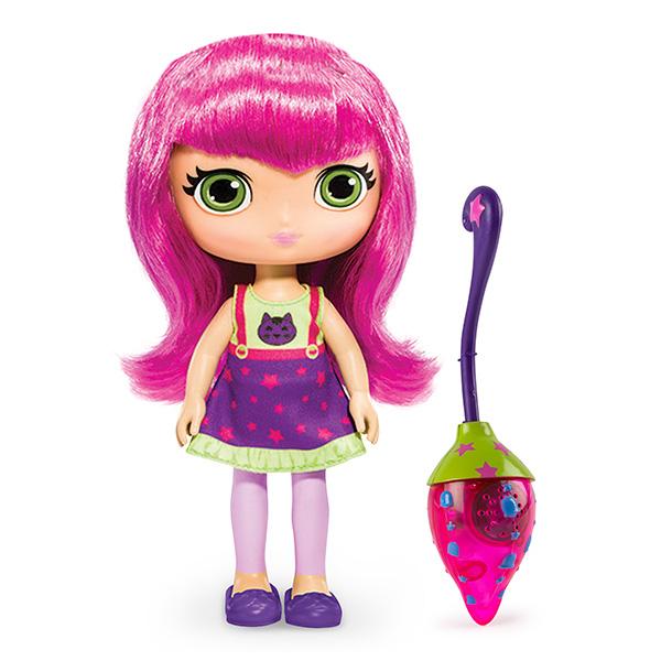 Little Charmers 71714-haz_9 Кукла Hazel 20 см с метлой (свет и звук)