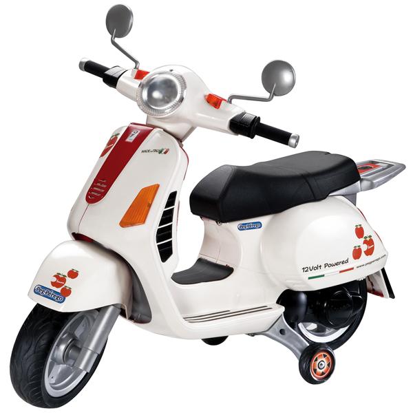 Детский электромотоцикл Peg-Perego MC0011_259 Vespa