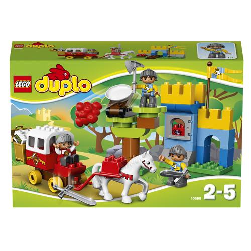 Конструктор Lego Duplo 10569 Лего Дупло Спасение сокровищ