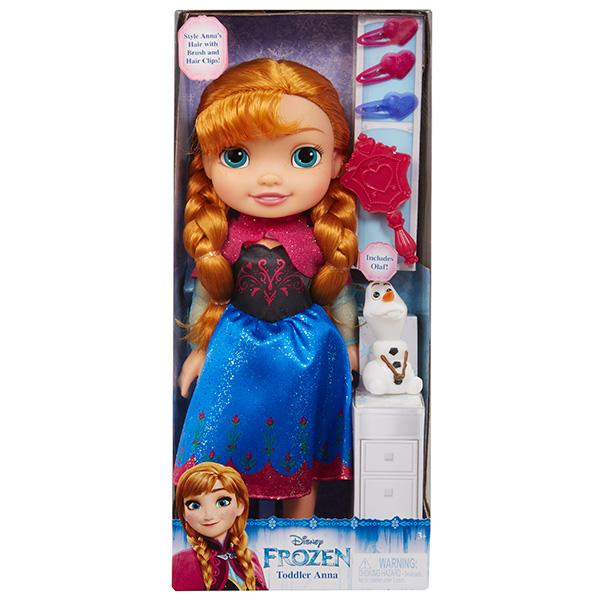 Disney Princess 310190 Принцессы Дисней Кукла Холодное Сердце Малышка 35 см, в асcортименте