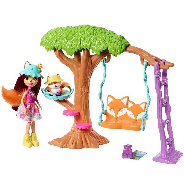 Mattel Enchantimals FRH45 Сюжетные игровые наборы