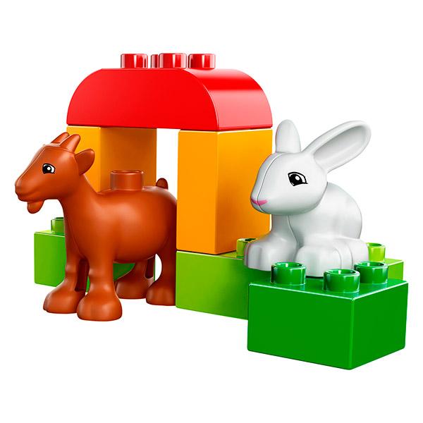 Lego Duplo 10522 Конструктор Животные на ферме