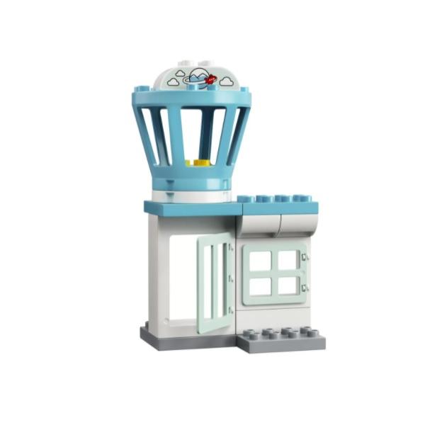 LEGO DUPLO 10961 Конструктор ЛЕГО ДУПЛО Самолет и аэропорт