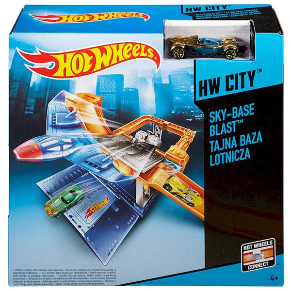 Mattel Hot Wheels CDM29 Хот Вилс Тематическая трасса