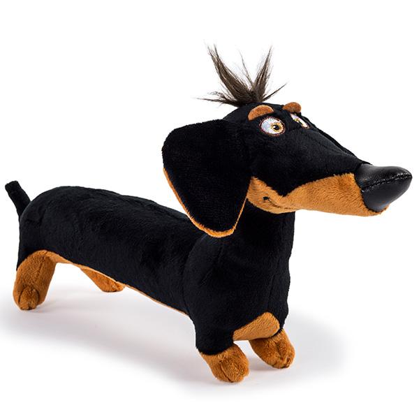 Secret Life of Pets 72804 Тайная жизнь домашних животных Плюшевый герой 15 см (в ассортименте)