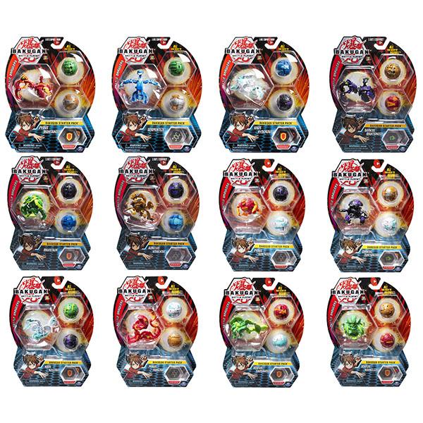 Bakugan 6045144 Бакуган стартовый игровой набор
