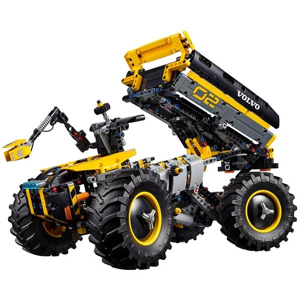 Лего Техник 42081 Конструктор VOLVO колёсный погрузчик ZEUX