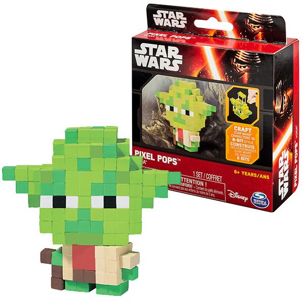 Spin Master Star Wars 52104 Звездные Войны Фигурки из кубиков (в ассортименте) spin master фигурка из кубиков люк скайвокер star wars