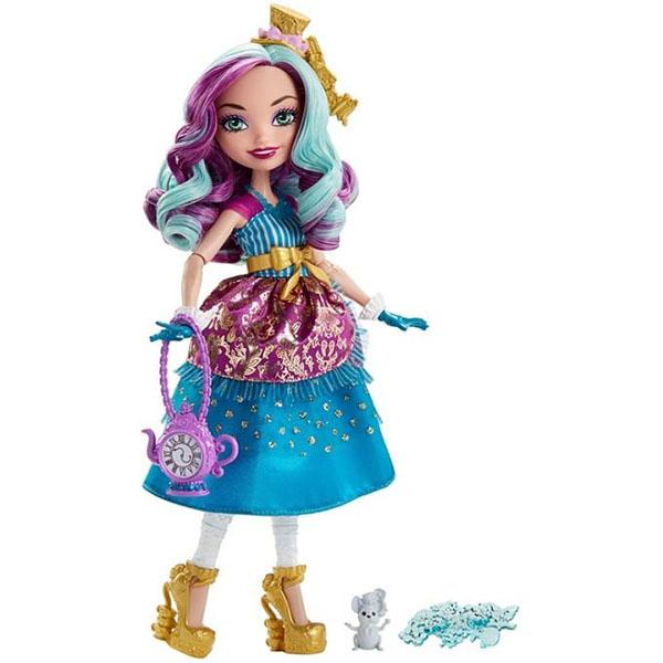 Mattel Ever After High DVJ19 Отважные принцессы Маделин Хаттер джон диксон карр загадка безумного шляпника
