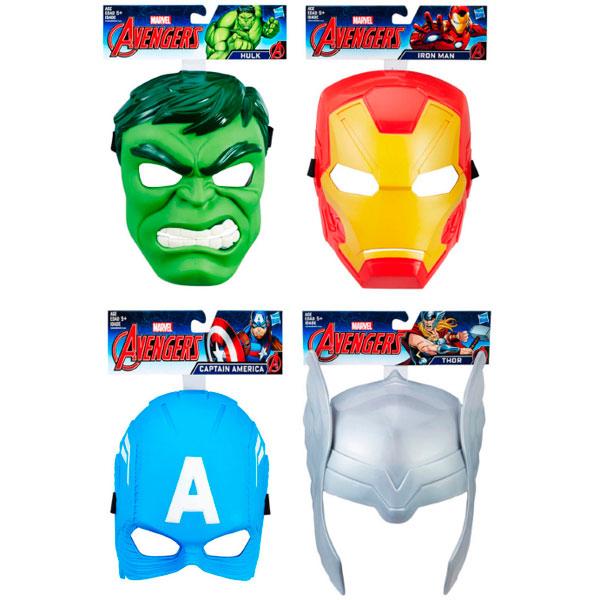Hasbro Avengers B9945 Маска Мстителя (в ассортименте) игрушка hasbro avengers интерактивная фигурка первого мстителя b6176121