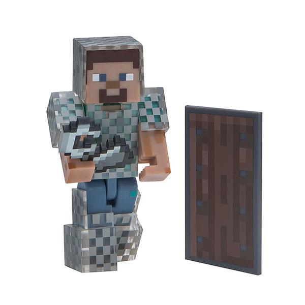 Minecraft 16493 фигурка Steve in Chain Armor