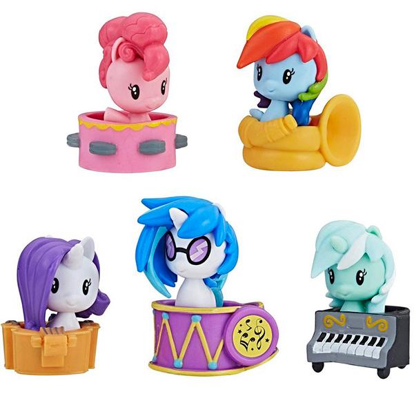 Hasbro My Little Pony E0193 Май Литл Пони Игровой набор Пони-Милашка коллекционный игровой набор my little pony май литл пони библиотека золотой дуб