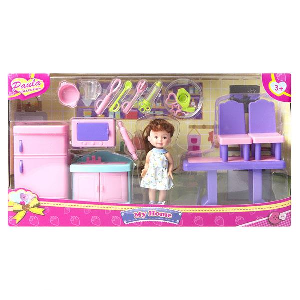 Paula MC23110d Игровой набор Мой дом кухня