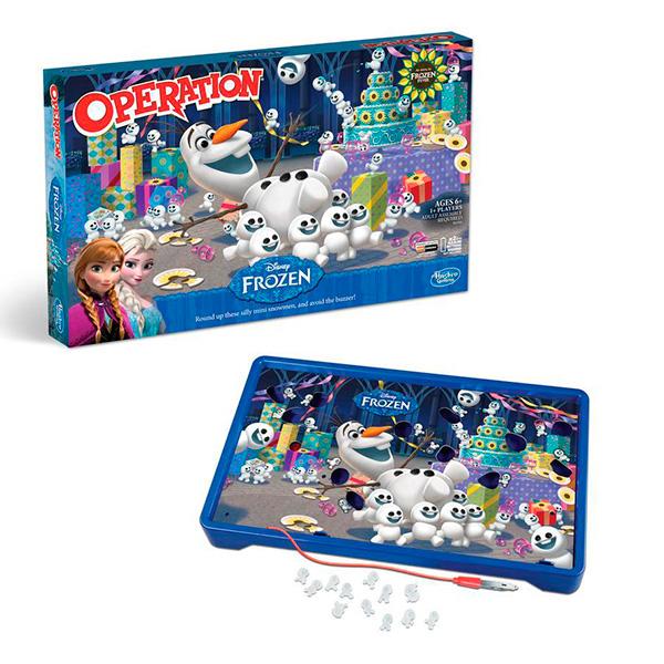 Hasbro Other Games B4504 Операция Холодное сердце hasbro other games b2176 игра операция