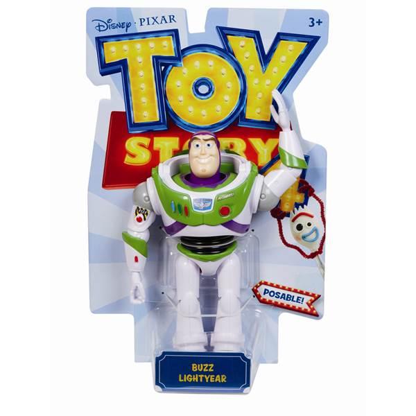 Mattel Toy Story GDP69 История игрушек-4, фигурка Базза Лайтера