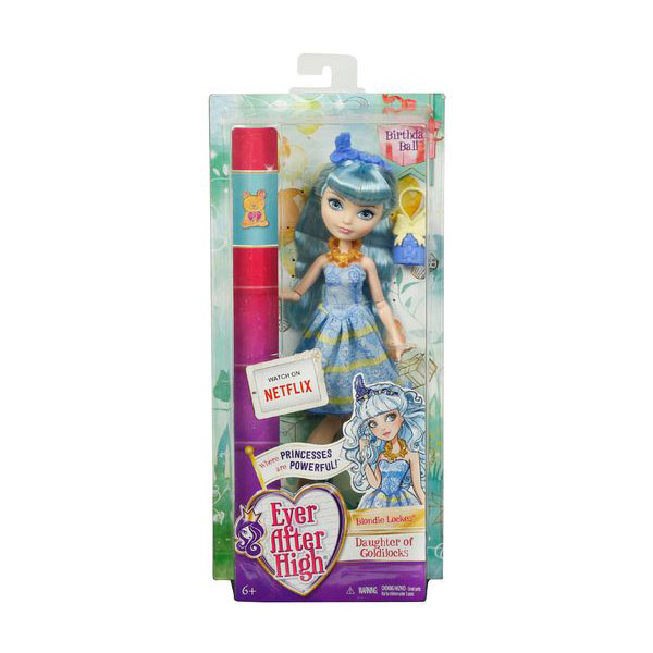Mattel Ever After High DHM05 Блонди Локс