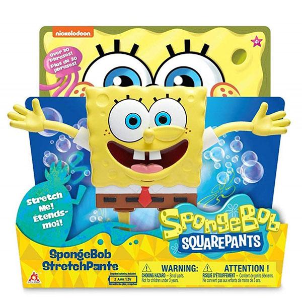 SpongeBob EU691101 Игрушка-антистресс пластиковая Спанч Боб