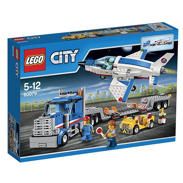 Lego City 60079 Конструктор Лего Город Транспортировщик Шаттла