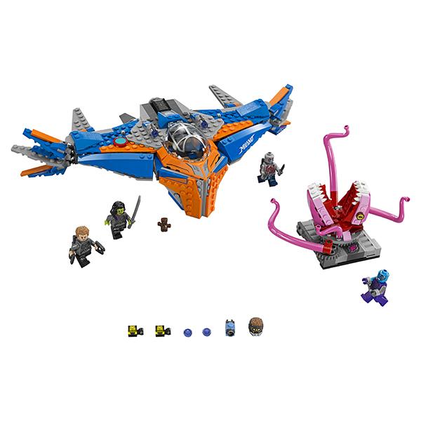 LEGO Super Heroes 76081 Милано против Абелиска