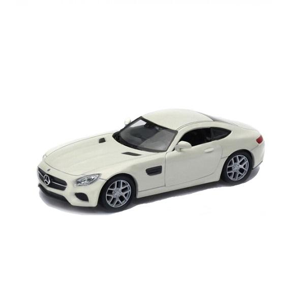 Welly 43705_9 Велли Модель машины 1:34-39 Mercedes-Benz AMG GT