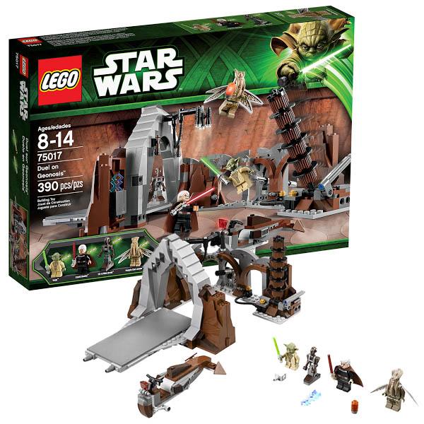 Lego Star Wars 75017_1 Конструктор Лего Звездные Войны Дуэль на планете Джеонозис