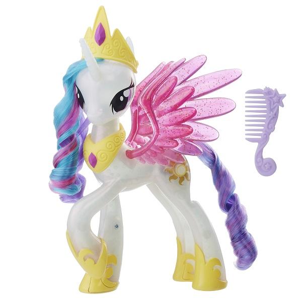 Hasbro My Little Pony E0190 ПОНИ Принцесса Селестия