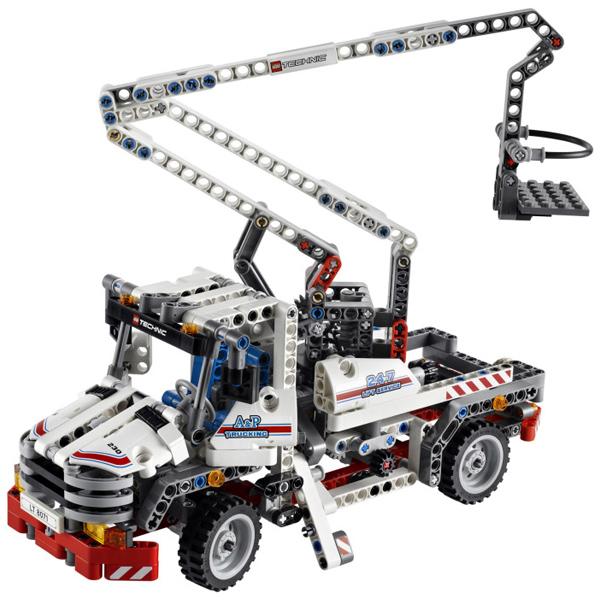 Лего Техник 8071 Конструктор Автоподъёмник с люлькой