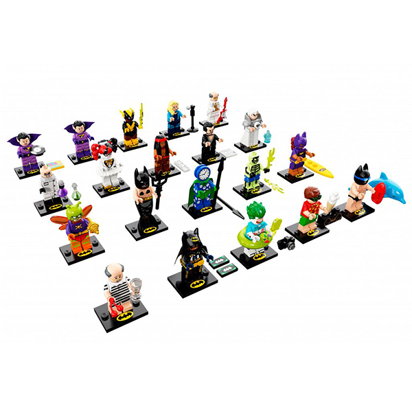Lego Minifigures 71020 Лего Минифигурки Лего Фильм: Бэтмен, серия 2 free shipping 250g taiwan alishan high mountain tea peach flavour oolong tea frangrant tieguanyin tea good tikuanyin href