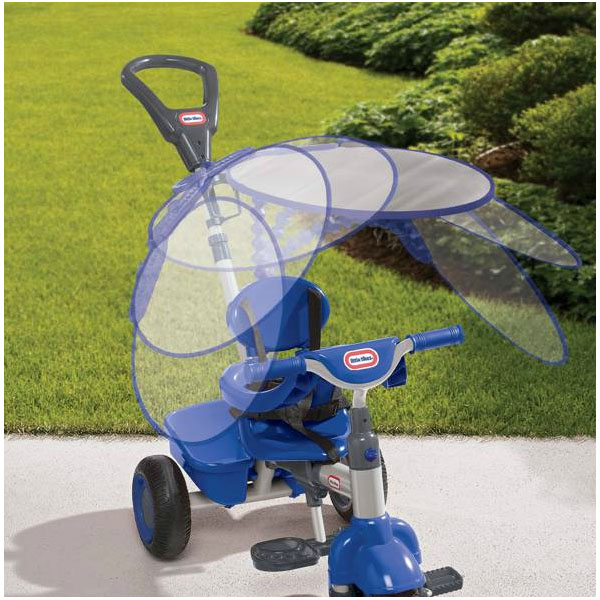 "Little Tikes 625848 Литл Тайкс ""Велосипед 3 в 1"" синий"